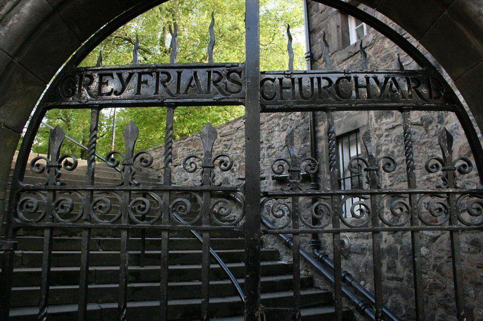 кладбище  Грейфраерс