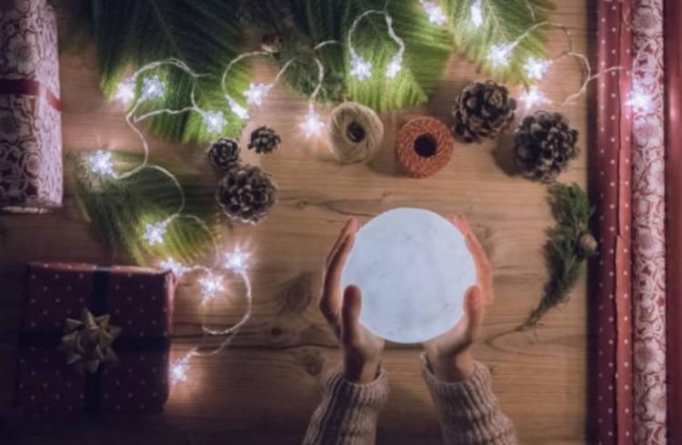 Гадать на Рождество