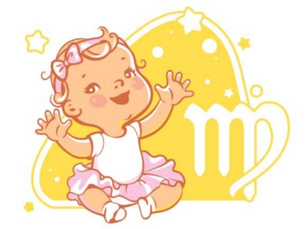 Детский гороскоп Дева