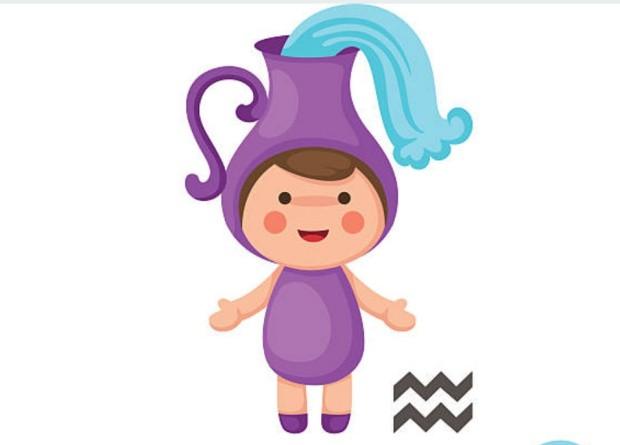 Детский гороскоп Водолей