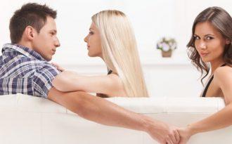 Мучение от ревности