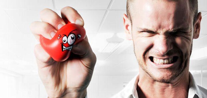 Как справится с гневом