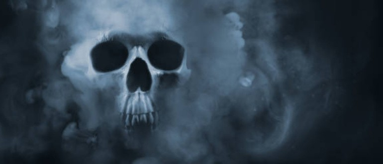 Духи-скелеты