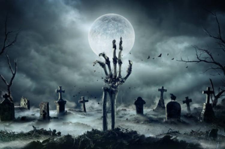 Духи-скелеты фото