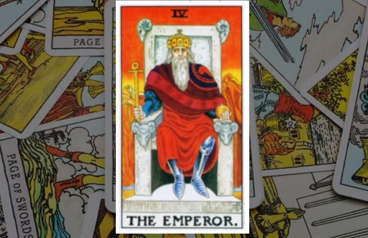 Император Старший аркан таро