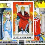 Старшие Арканы Таро: значение и толкование