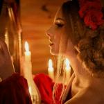 Волшебное гадание на зеркале на любовь онлайн
