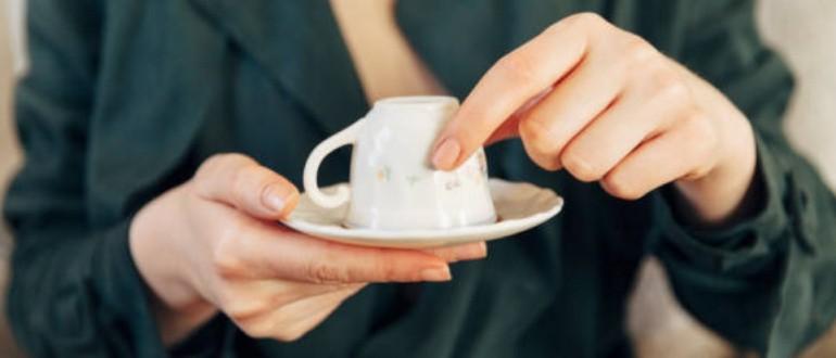 гадать на кофе